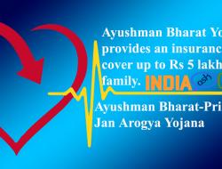 Ayushman Bharat Yojana-Modi-care Scheme