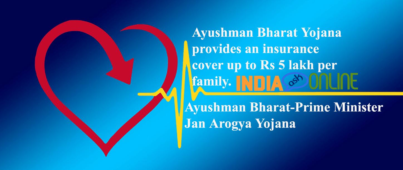 Ayushman Bharat Yojna (indiaaskonline)