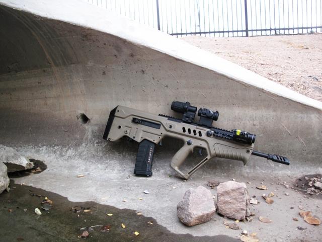 Tavor Rifle-Tavor x95
