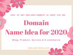 Domain Name Idea for 2020
